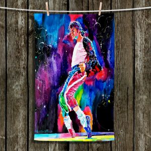 Unique Hanging Tea Towels | David Lloyd Glover - Michael Jackson Dance | Pop Star Michael Jackson Music