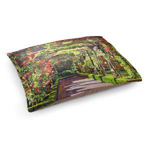 Decorative Dog Pet Beds | David Lloyd Glover - Paris Rose Arbor | garden arch spring