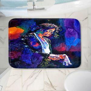 Decorative Bathroom Mats | David Lloyd Glover - The Final Performance Michael Jackson