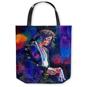 Unique Shoulder Bag Tote Bags | David Lloyd Glover The Final Performance Michael Jackson