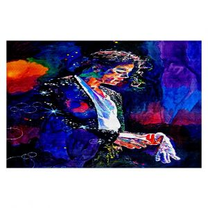 Decorative Floor Coverings | David Lloyd Glover The Final Performance Michael Jackson