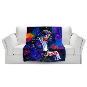 Artistic Sherpa Pile Blankets   David Lloyd Glover The Final Performance Michael Jackson