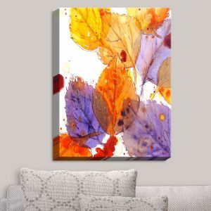 Decorative Canvas Wall Art | Dawn Derman - Anticipating Autumn
