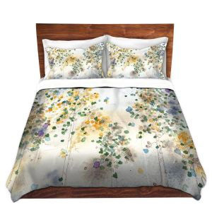 Artistic Duvet Covers and Shams Bedding | Dawn Derman - Aspen Grove