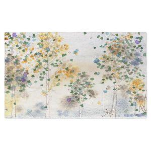 Artistic Pashmina Scarf | Dawn Derman - Aspen Grove | Trees