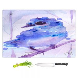 Artistic Kitchen Bar Cutting Boards | Dawn Derman - Bluebelle