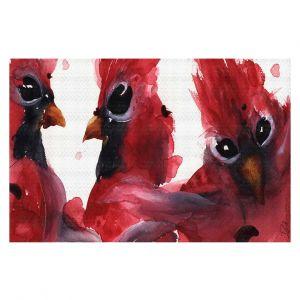 Decorative Floor Coverings   Dawn Derman - Cardinals