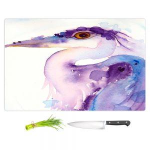 Artistic Kitchen Bar Cutting Boards | Dawn Derman - Colorful Reflection
