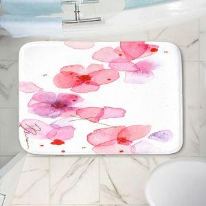 Decorative Bathroom Mats | Dawn Derman - Free Fall