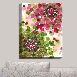 Decorative Canvas Wall Art   Dawn Derman - Hydrangea