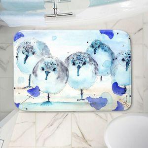 Decorative Bathroom Mats | Dawn Derman - Meet the Sanderlings