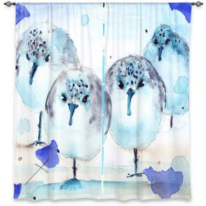 Decorative Window Treatments | Dawn Derman Meet the Sanderlings
