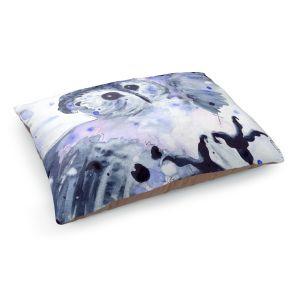 Decorative Dog Pet Beds | Dawn Derman's Midnight Owl