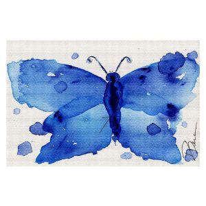 Decorative Floor Coverings | Dawn Derman Moth II
