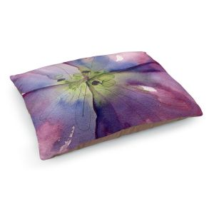 Decorative Dog Pet Beds | Dawn Derman - Pansy II