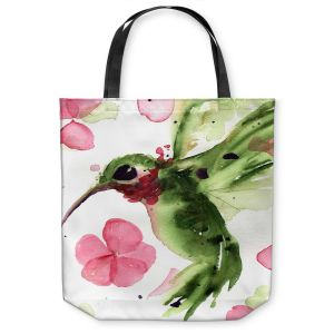 Unique Shoulder Bag Tote Bags | Dawn Derman - Summer Garden II