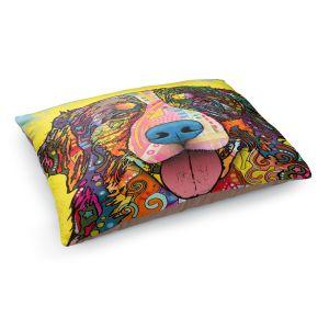Decorative Dog Pet Beds | Dean Russo Bernese Mountain Dog