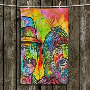 Unique Hanging Tea Towels | Dean Russo - Cheech N Chong | Funky Cool Unique
