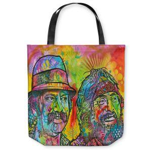Unique Shoulder Bag Tote Bags | Dean Russo Cheech N Chong