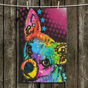 Unique Bathroom Towels | Dean Russo - Huh Chihuahua Dog