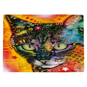Countertop Place Mats | Dean Russo Intent Cat