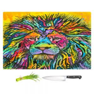 Artistic Kitchen Bar Cutting Boards | Dean Russo - Lion Good