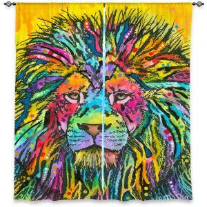 Decorative Window Treatments | Dean Russo Lion Good