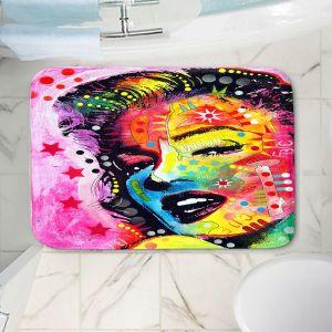 Decorative Bathroom Mats | Dean Russo - Marilyn Monroe II