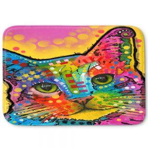 Decorative Bathroom Mats | Dean Russo - Tilt Cat