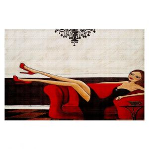 Decorative Floor Coverings | Denise Daffara A Night To Remember