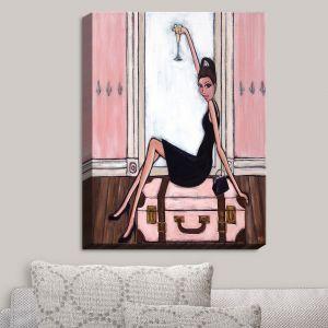 Decorative Canvas Wall Art | Denise Daffara - Bonjour