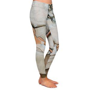 Casual Comfortable Leggings | Denise Daffara Pink Lily