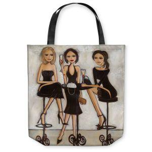 Unique Shoulder Bag Tote Bags | Denise Daffara Trois Petite Robes Noires
