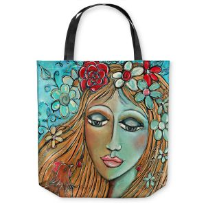 Unique Shoulder Bag Tote Bags   Denise Daffara Whispers On A Summers Breeze