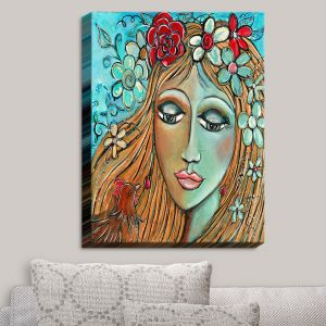 Decorative Canvas Wall Art | Denise Daffara - Whispers On A Summers Breeze