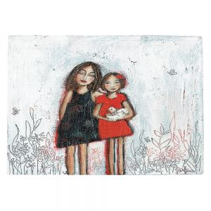Countertop Place Mats | Denise Daffara - Couldnt Love Her More | Mom and Daughter