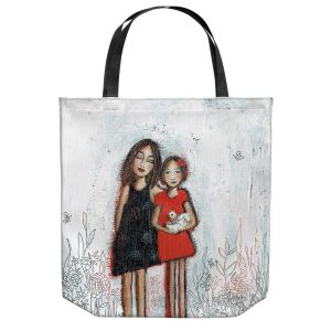 Unique Shoulder Bag Tote Bags | Denise Daffara - Couldnt Love Her More | Mom and Daughter
