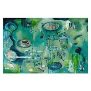 Decorative Floor Coverings | Denise Daffara - Lightness Meets Death