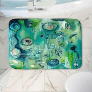 Decorative Bathroom Mats | Denise Daffara - Lightness Meets Death
