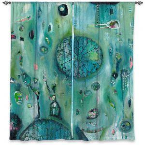 Decorative Window Treatments   Denise Daffara - Windows To Another World