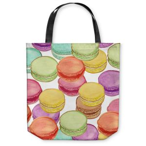 Unique Shoulder Bag Tote Bags | Diana Evans Laduree Macaroons II