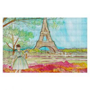 Decorative Floor Coverings | Diana Evans Vintage Paris