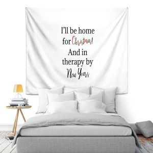 Artistic Wall Tapestry   DiaNoche Art - Christmas Holiday   Inspiring quotes