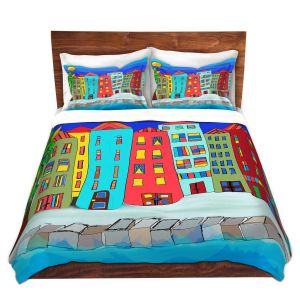 Unique Duvet Covers Discount - Duvet Microfiber Twin set | Dora Ficher - Condo Peace