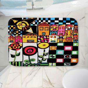 Decorative Bathroom Mats | Dora Ficher - Doodle Day