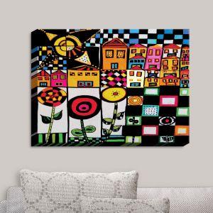 Decorative Canvas Wall Art | Dora Ficher - Doodle Day