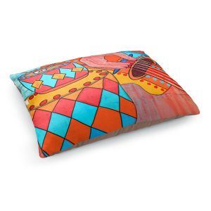 Decorative Dog Pet Beds | Dora Ficher - Folk Song | drums guitar music instrument