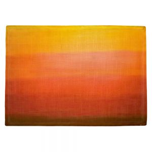Decorative Kitchen Placemats 18x13 from DiaNoche Designs by Dora Ficher - Sunset