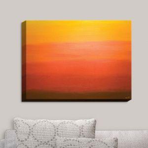 Decorative Canvas Wall Art | Dora Ficher - Sunset