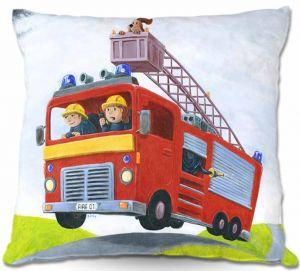 Throw Pillows Decorative Artistic   Gabriel Cunnett Fire